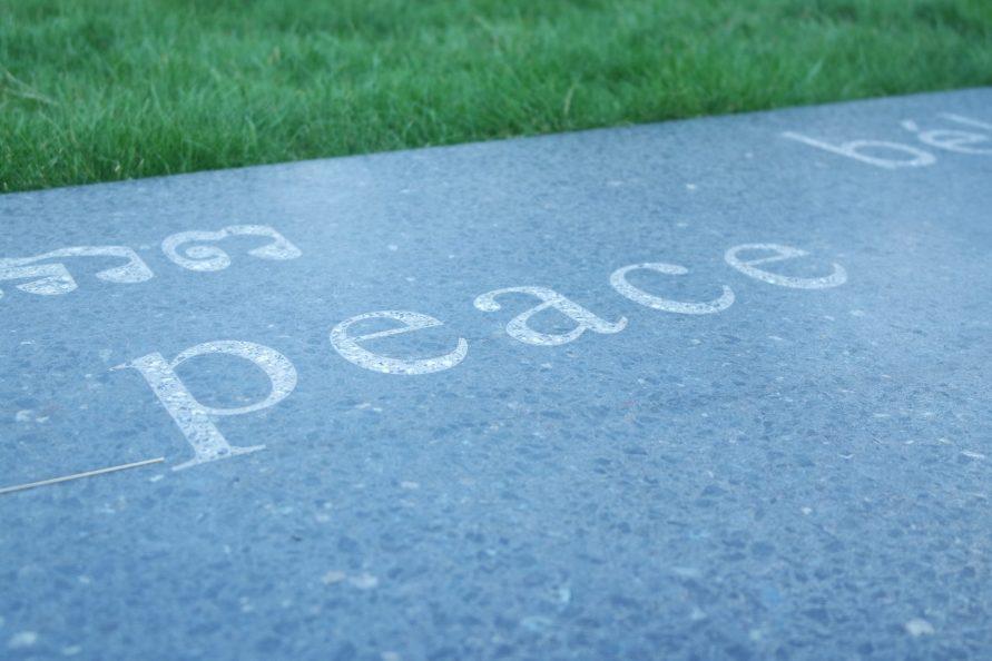 La Haye ville de paix