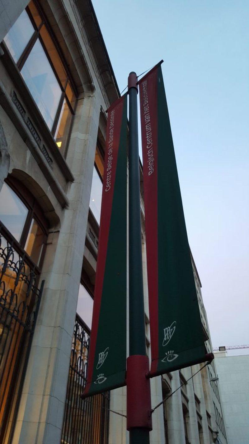 Bruxelles arty musée de la BD
