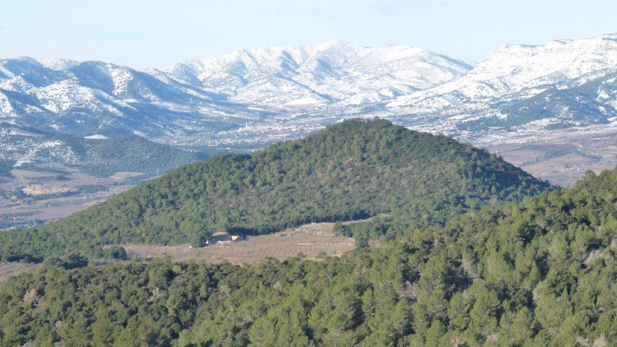 Montañas de Prades