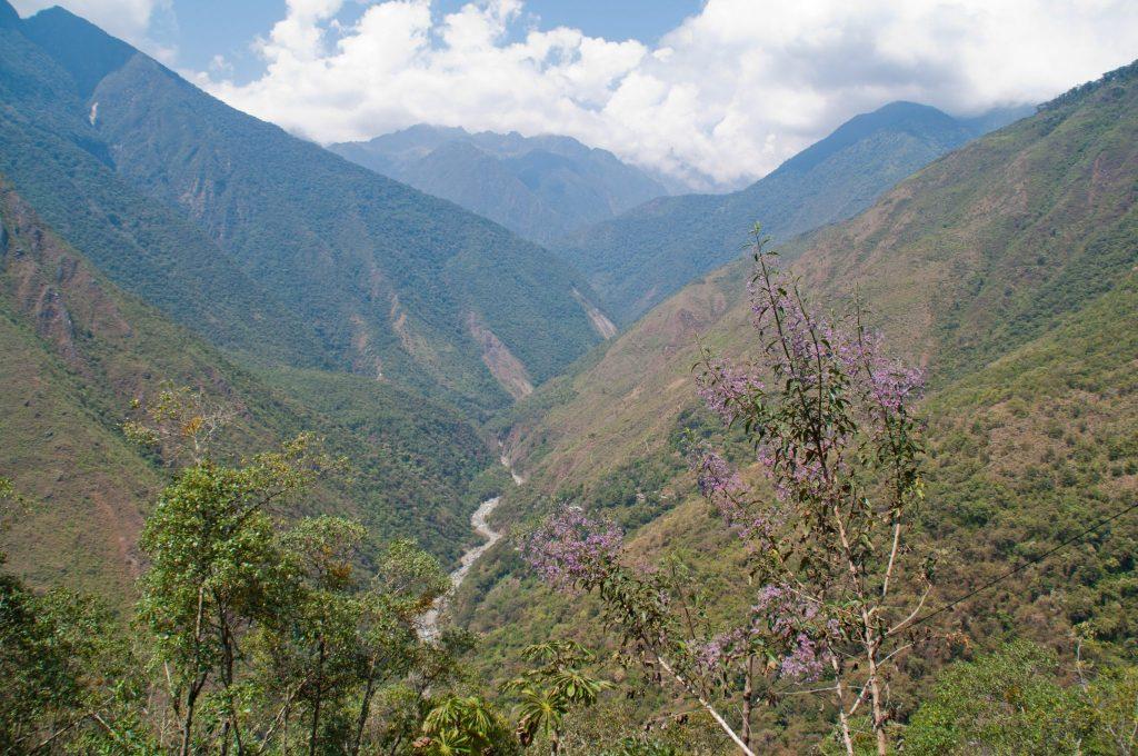 paysages trek du salkantay