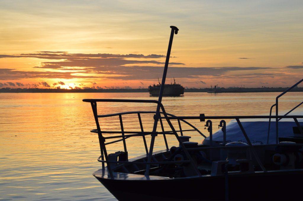 Cebu - En attendant de prendre le bateau pour Bohol