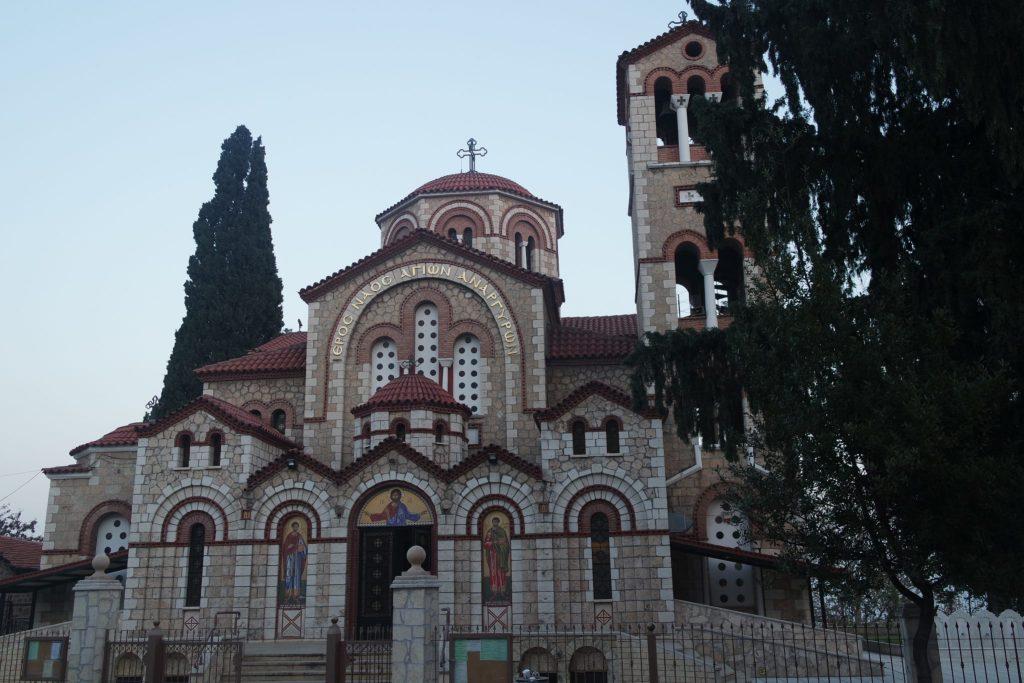 église de Veroia