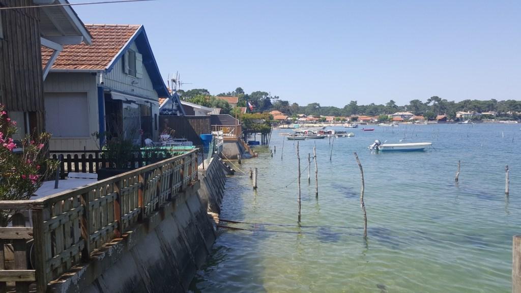Bassin d'Arcachon Le Canon