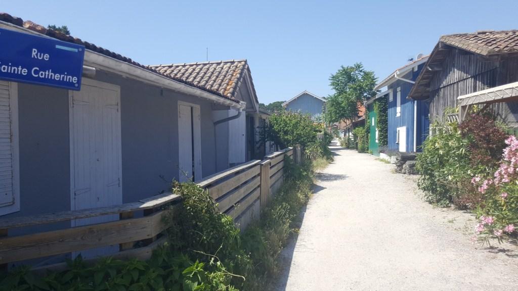 Village du Canon Bassin d'Arcachon