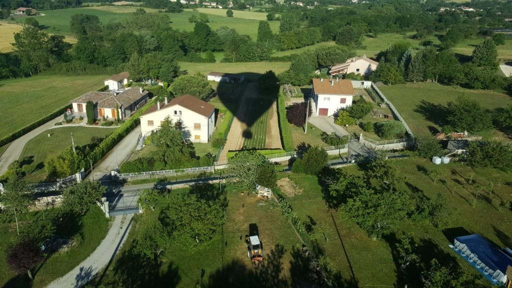 Activités insolites Ardèche voyage montgolfière