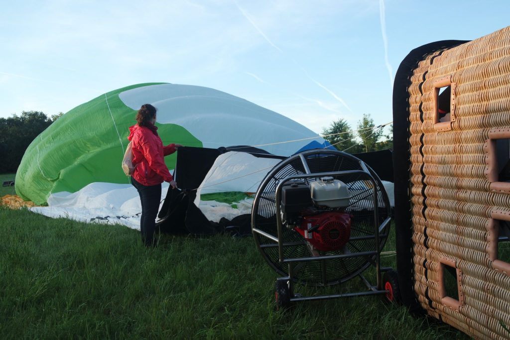 Activités insolites Ardèche annonay montgolfière