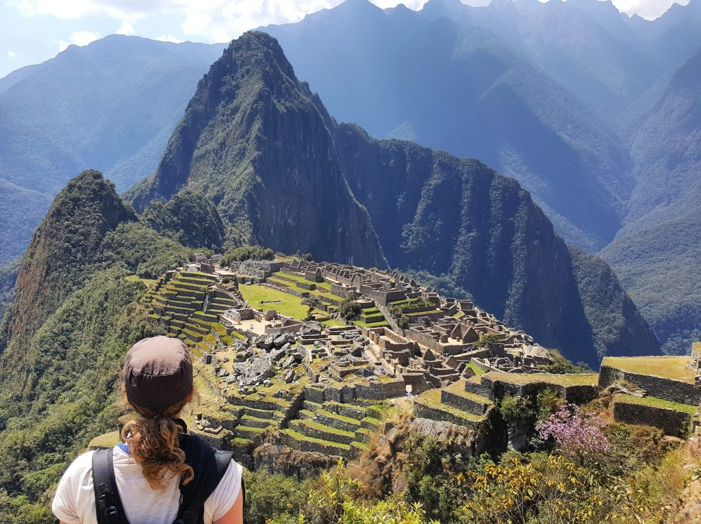 Solcito Machu Picchu