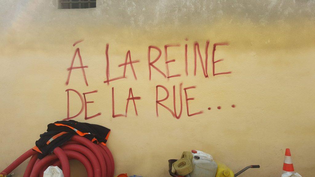 Graffitis Rennes