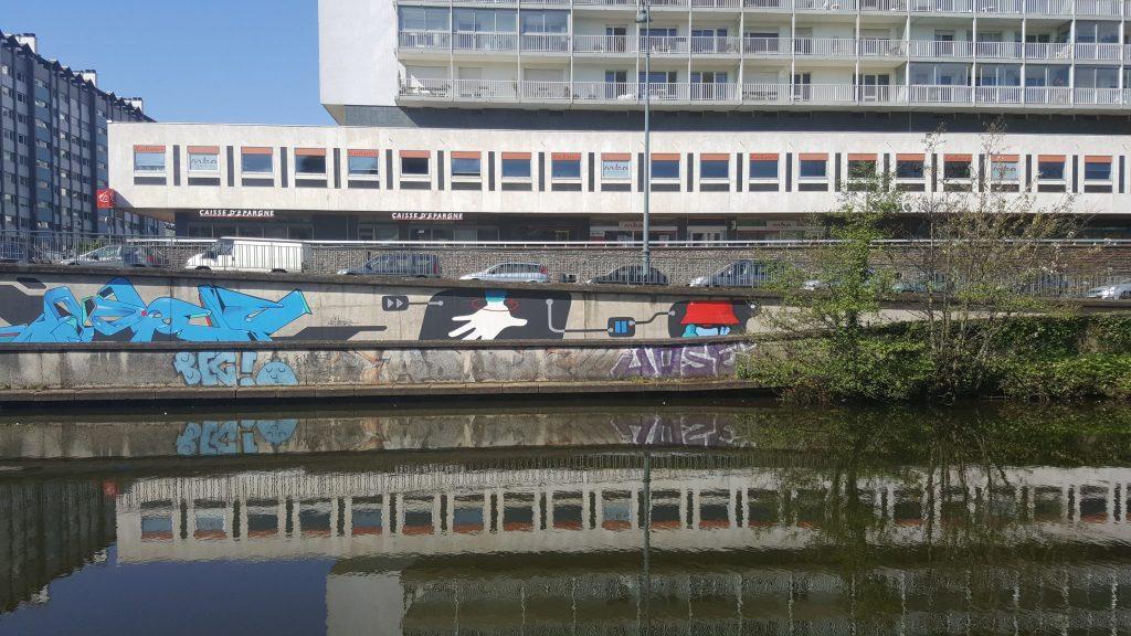 visite guidée rennes street art