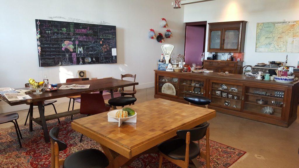 Cuisine Maison d'Ambronay