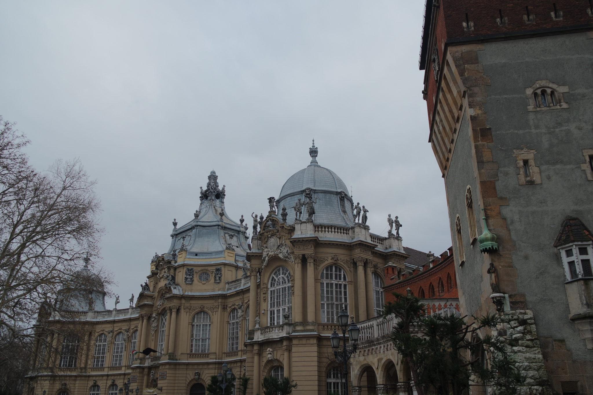 Visites Budapest en hiver