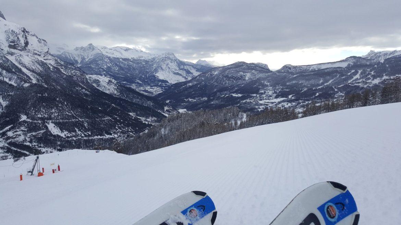 Ski Pelvoux-Vallouise