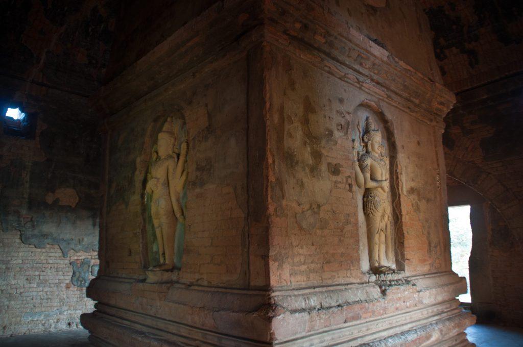 Temple Hindouiste Bagan