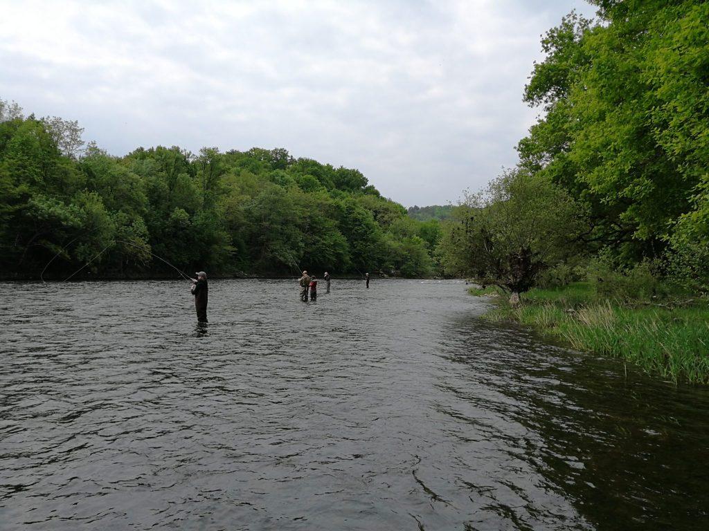 Initiation à la pêche Corrèze