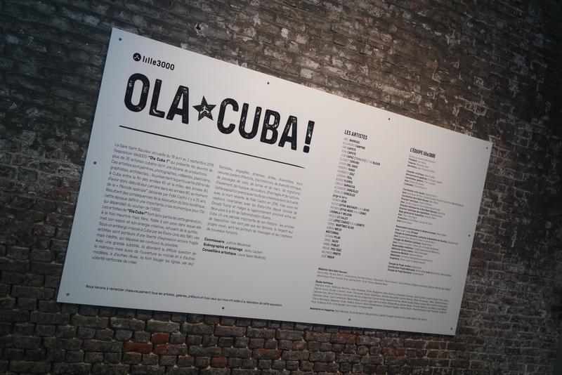 Ola Cuba Gare Saint Sauveur
