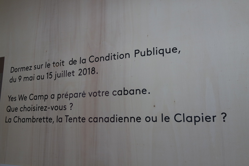 Toit de la Condition Publique