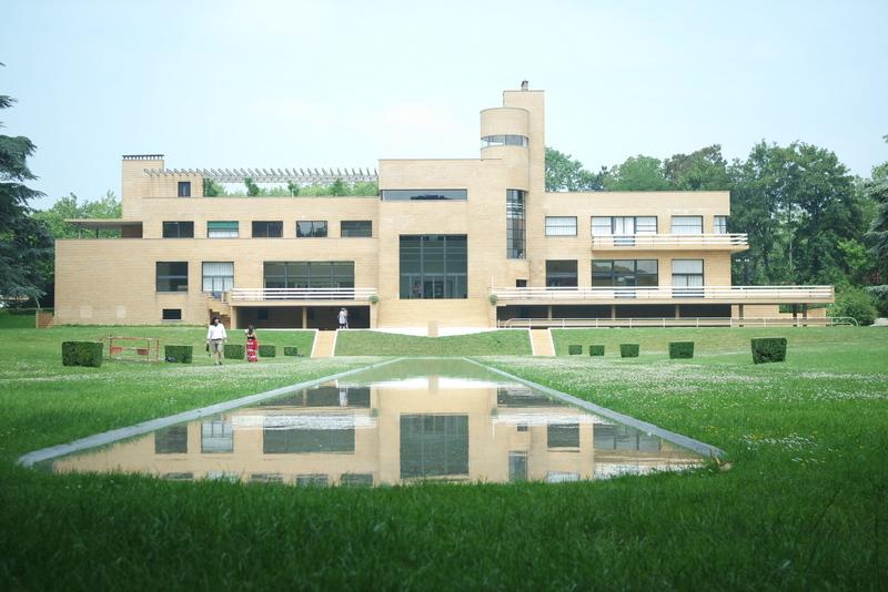 Visiter la Villa Cravois