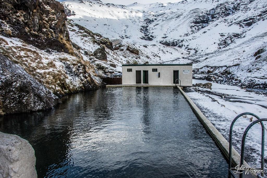 Seljavallalaug, la plus ancienne piscine du pays