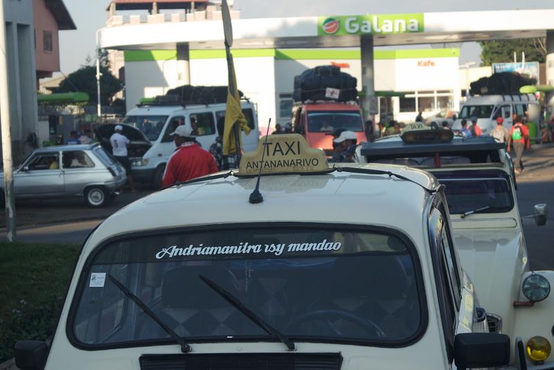 Taxi Madagascar