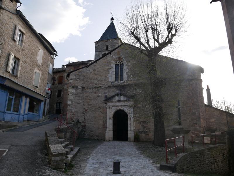 Aller Laissac-Séverac-l'Eglise Des Causses à l'Aubrac