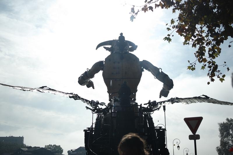 Machines Toulouse Minotaure