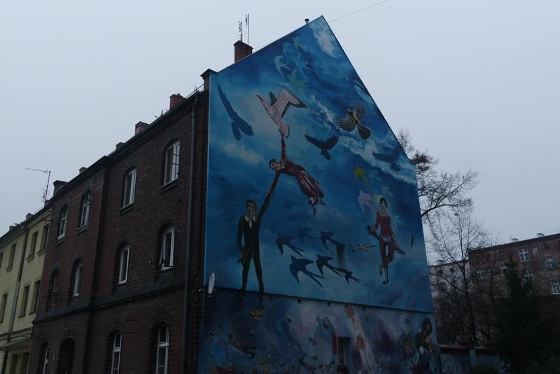 Découvrir Wroclaw Street art