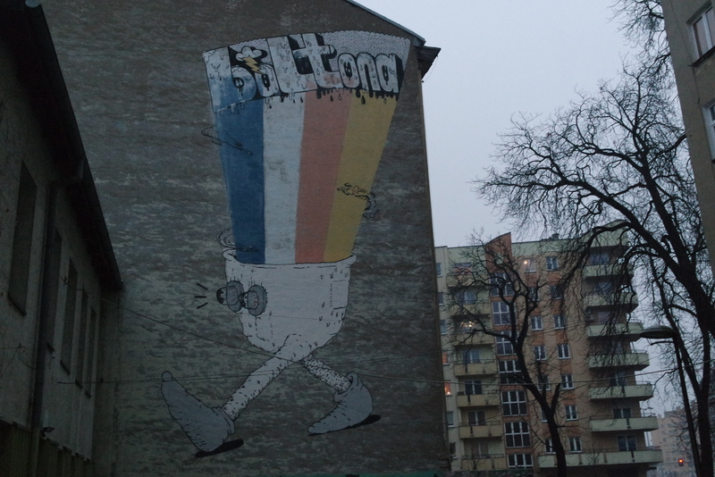 Découvrir Wroclaw art de la rue