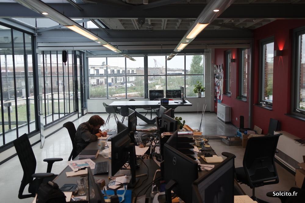 Studio Roosegaarde Rotterdam