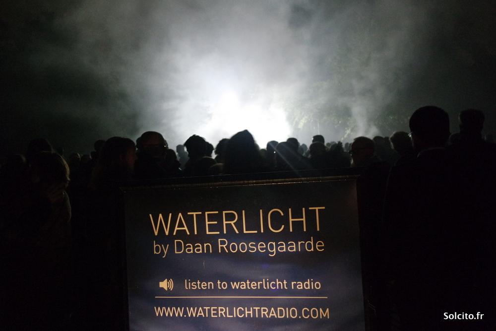 Waterlicht Roosegaarde