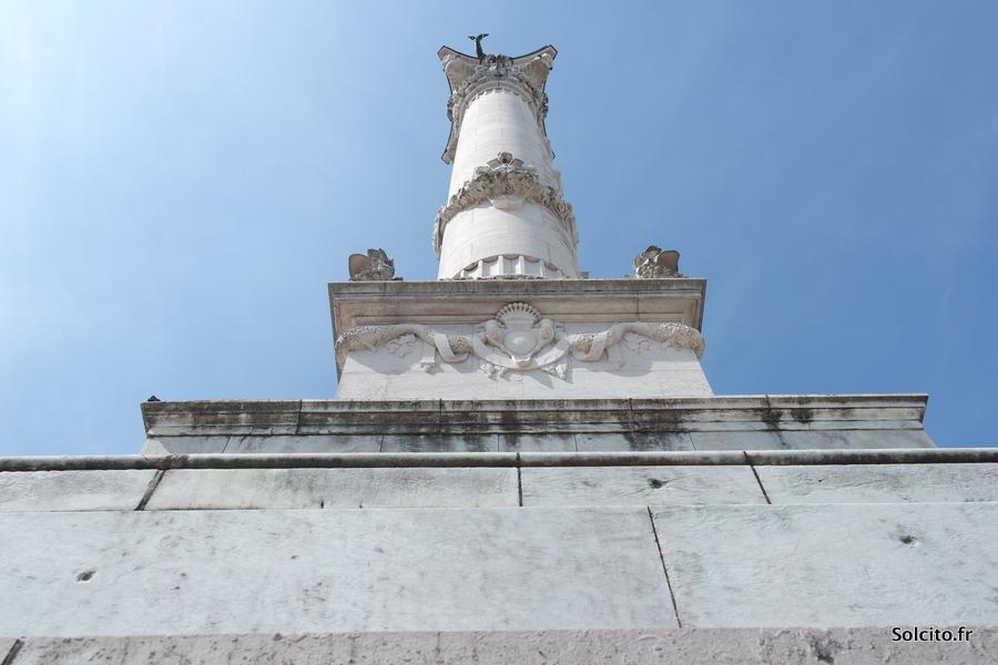 Colonnes Monument aux Girondins