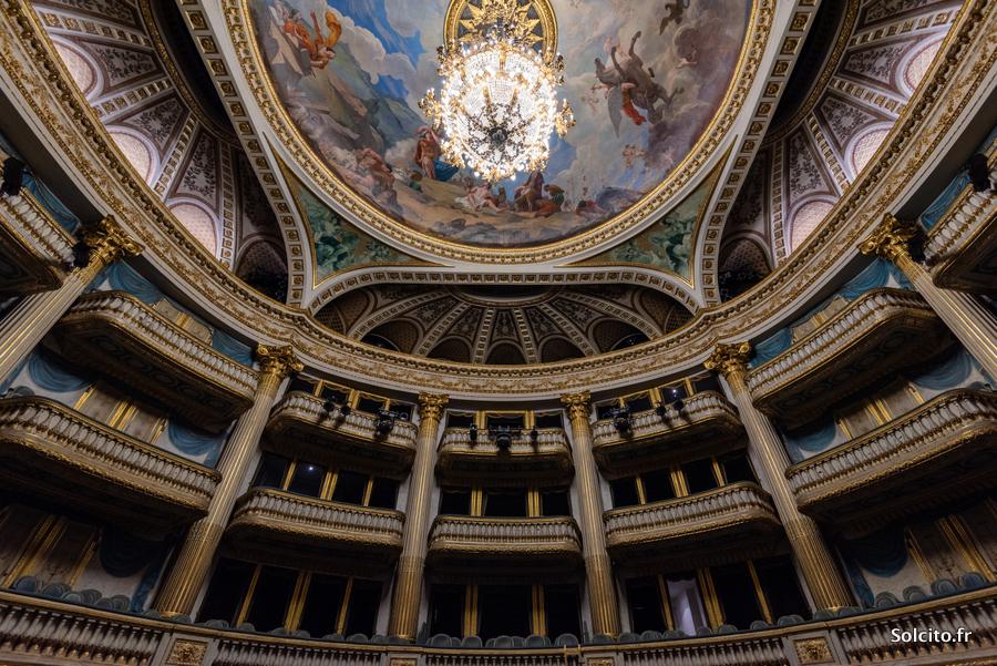 Coulisses Grand Théâtre
