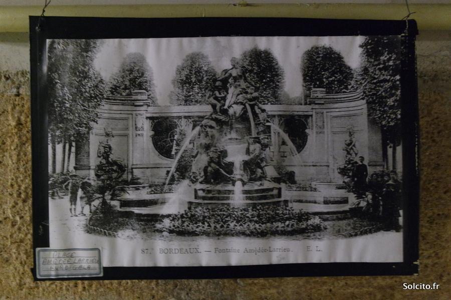 Souterrains Monument aux Girondins