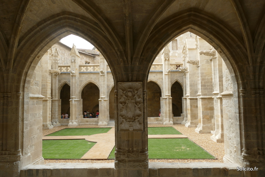 Cloitre Cathedrale Narbonne