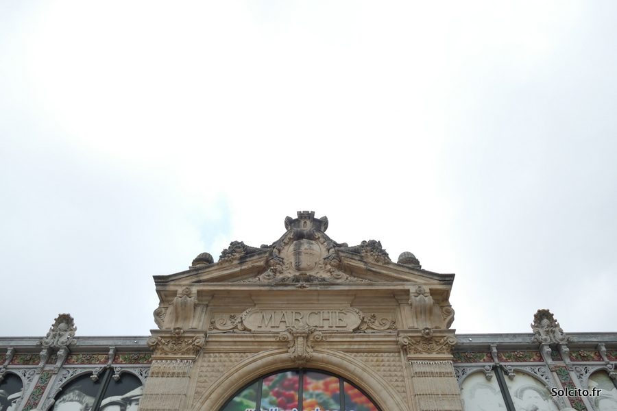 Halles de Narbonnes