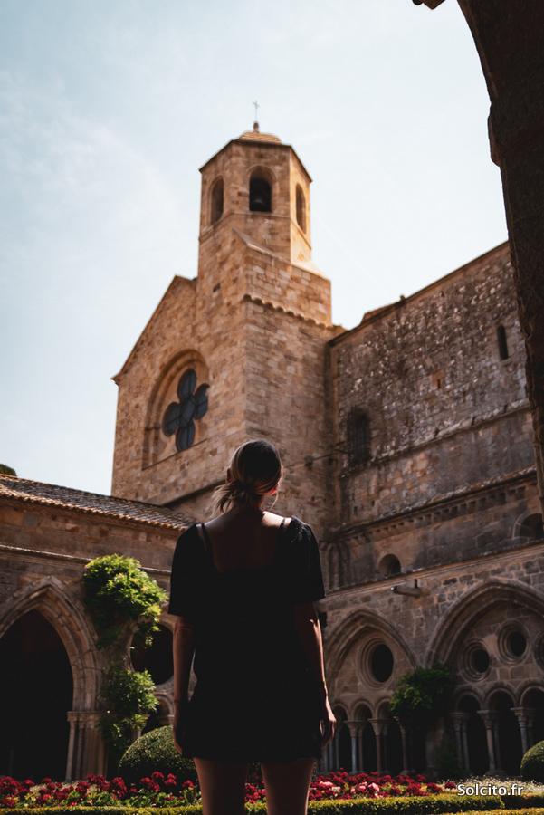 Photo Abbaye de Fontfroide