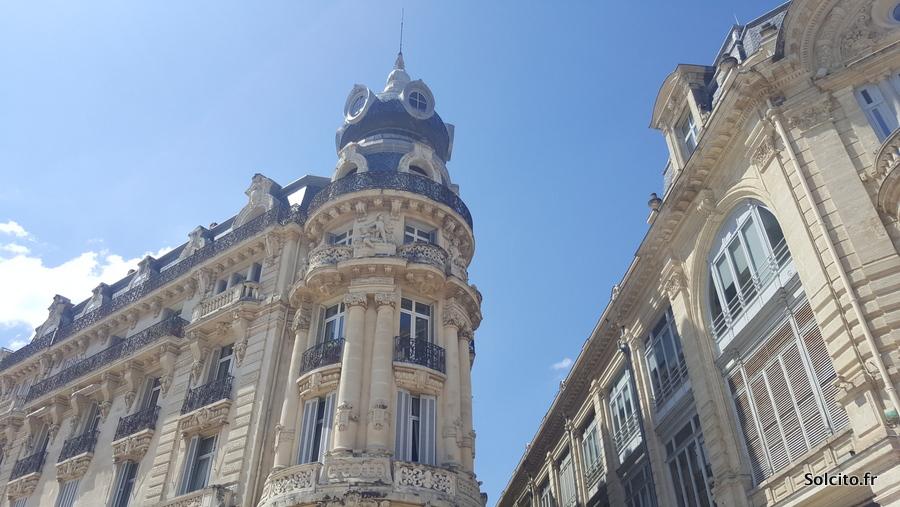 Immeuble Montpellier