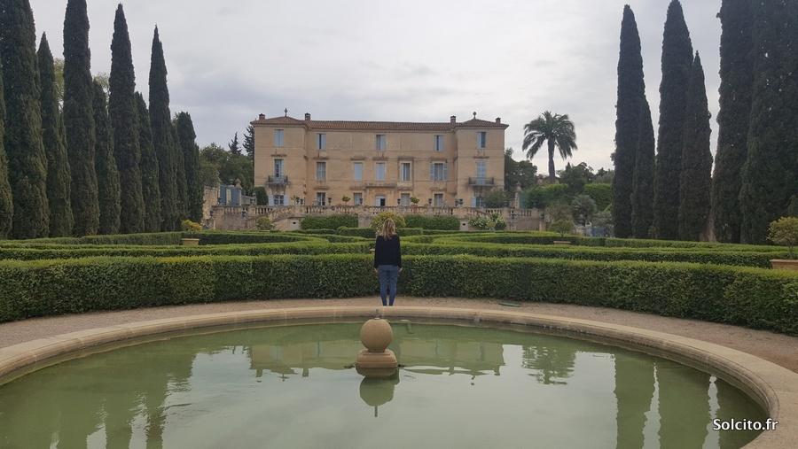 Solcito Château Flaugergue