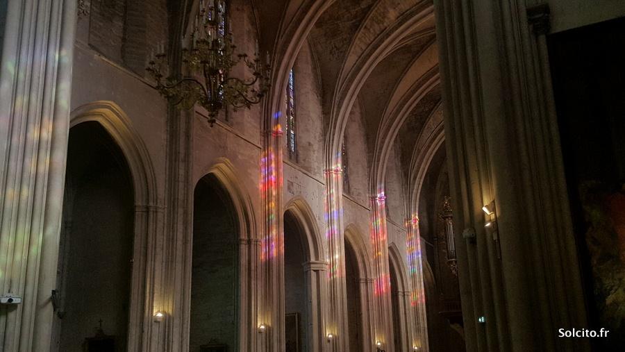 Visite Cathédrale montpellier