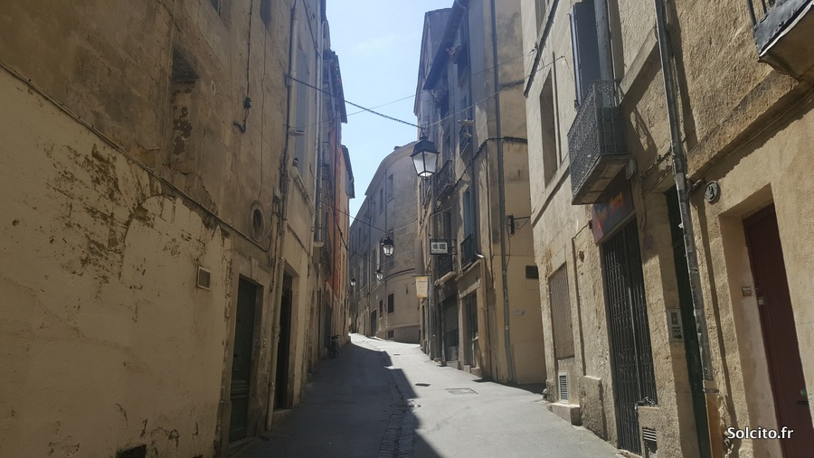 Visite insolite Montpellier