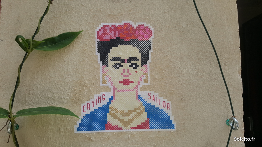 Visite street art Montpellier