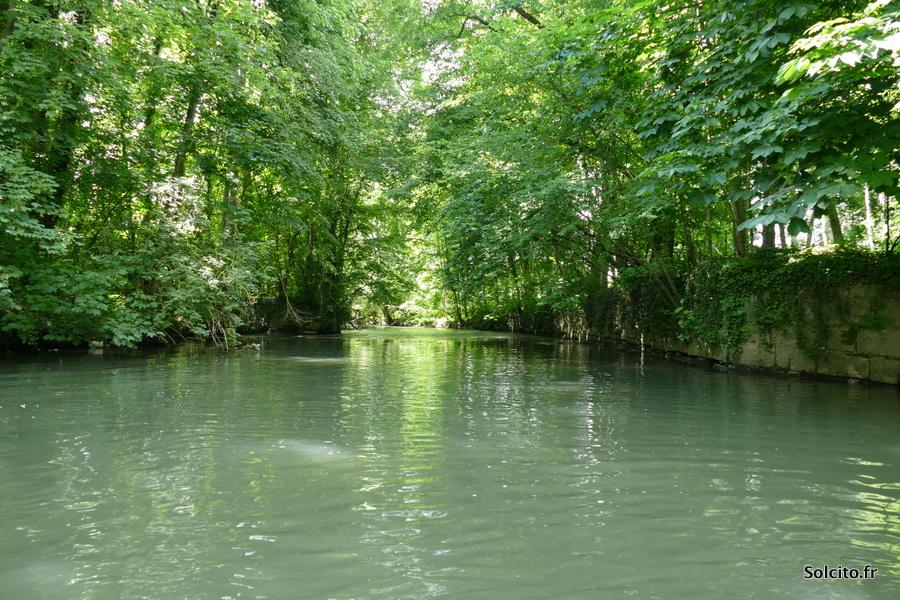 Balade sur l'Eure