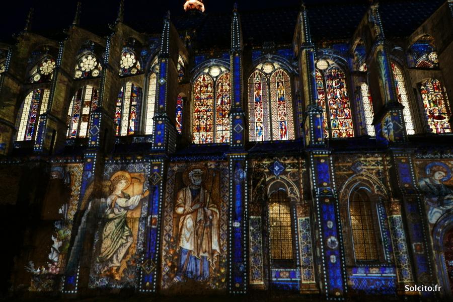 Sortie insolite Chartres en lumières