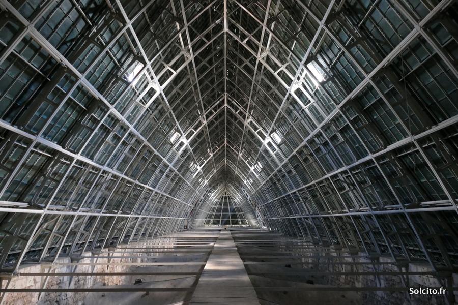 Structure Notre Dame de Chartres
