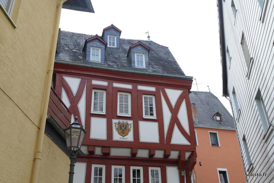 Immeuble Boppart Rhenanie-Palatinat