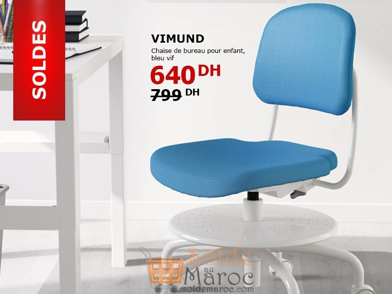 Promotion Maroc Vimund Chaise De Solde Bureau Ikea 640dhs
