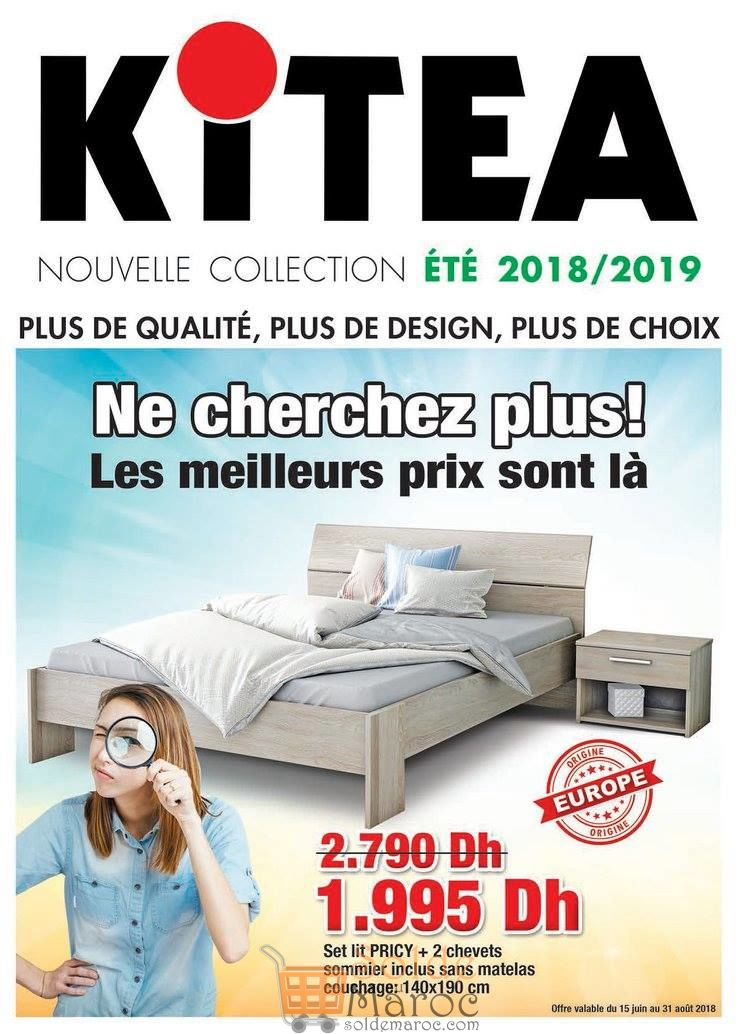 Catalogue Kitea Nouvelle Collection T 2018 2019