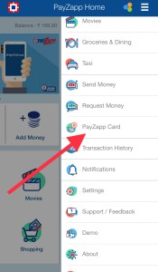 Payzapp Virtual vard