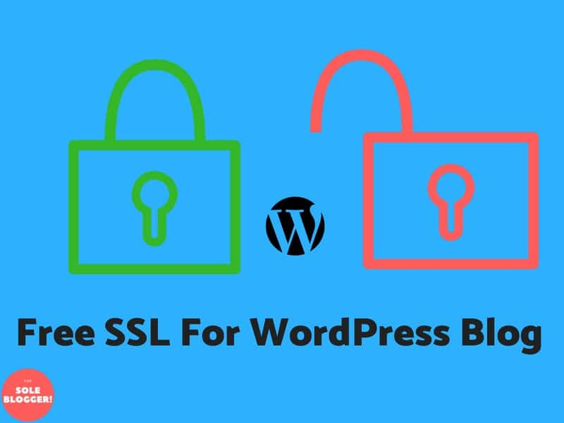 Free SSL Certificate for WordPress