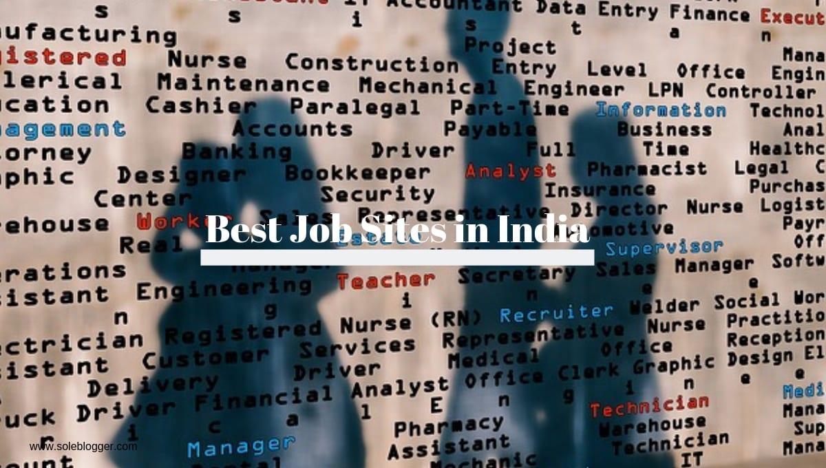 Online job portal india
