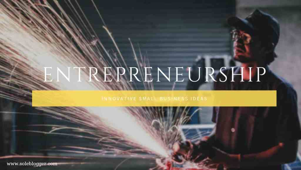 Innovative & Unique small business ideas in India for Beginners 2020